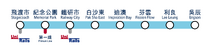 NSX route map