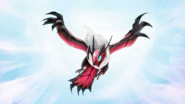 Yveltal by slifertheskydragon-d5r4own