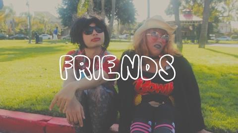 Friends (feat. Beat Happening)