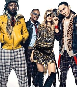 Black Eyed Peas The