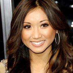 Brenda Song - Race for the Cure Cutie