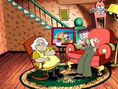 Courage the Cowardly Dog 1022 - Dr