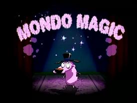Titlecard 309a Mondo Magic
