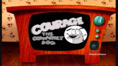 Muriel's Sitar Song Courage The Cowardly Dog HD HQ RARE