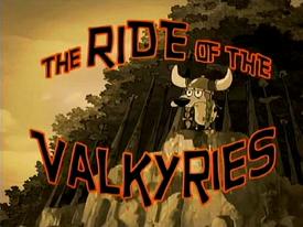 Ride Valkyries