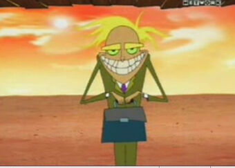 Image result for courage the cowardly dog freaky fred