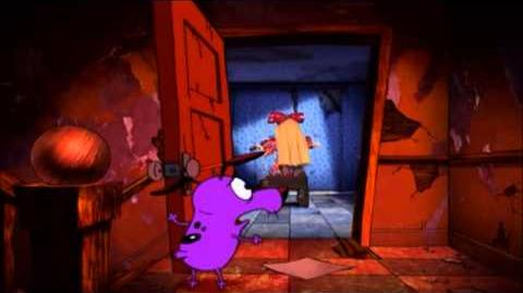 Courage the Cowardly Dog Violin Girl HD