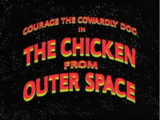 The Chicken from Outer Space
