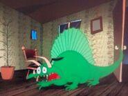 Dinosaur Courage