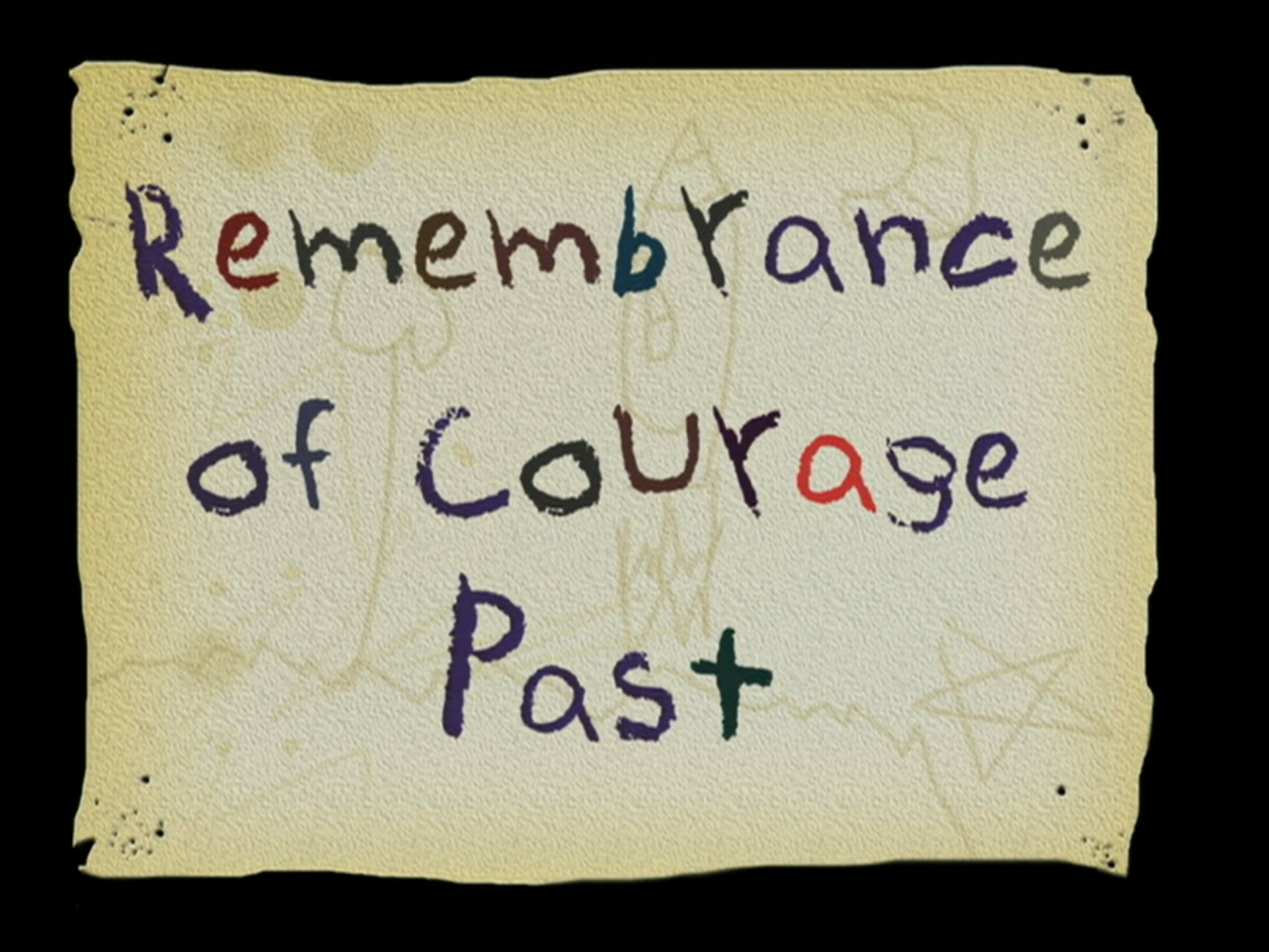 File:Titlecard 413a Remembrance of Courage Past.png