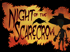 Titlecard 308b Night of the Scarecrow