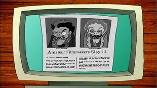 Amateur Filmmakers Slay 12