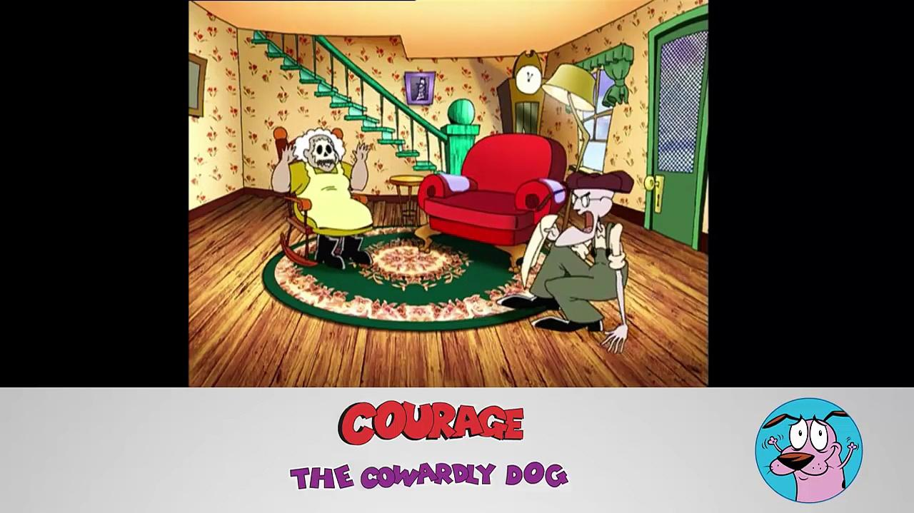 Chú Chó Nhút Nhát tập 18 Chú Ruồi Courage