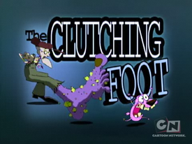 Clutchingfoot