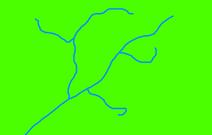 Réseau contourné
