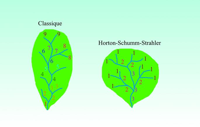 Bassin versant classification