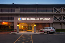 Burbank Studios