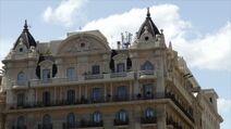 Barcelona safe house exterior