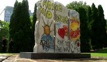CIA Berlin Wall Memorial