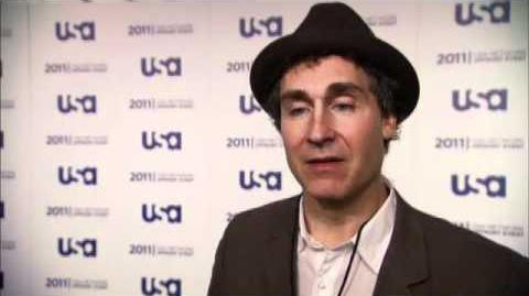 Dave Bartis talks Covert Affairs and Suits at USA Upfronts