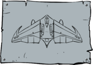 Sketch of the Horten Plane 1