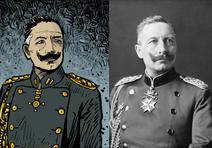 Wilhelm II Compared