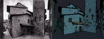 Dante Alighieri Museum compared Hotel Alstadt