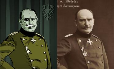 Hans and Toten Compare