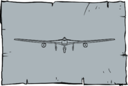Sketch of the Horten Plane 3