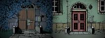 Covert Front Door Compare