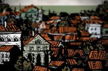 Lisbon Skyline With Hideout Reupload