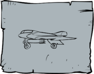Sketch of the Horten Plane 2