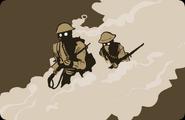 Soldiersgas