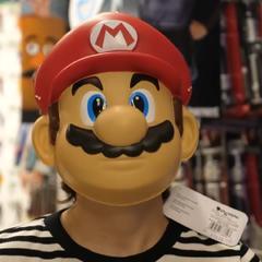 I can't believe it it's Mario.
