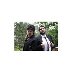Aleks and James
