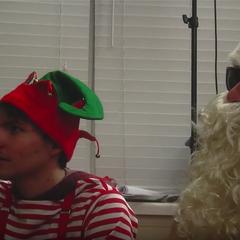 Asher the Elf is taller than Joe