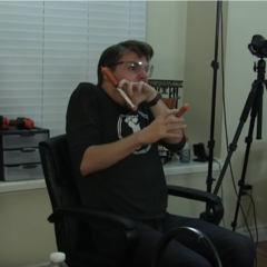 FIRST FULL-LENGTH Debut episode of Asher. His reaction to when Trevor gets rekt.