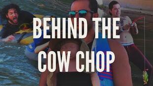 Behind The Cow Chop Cow Chop Wikia Fandom Powered By Wikia