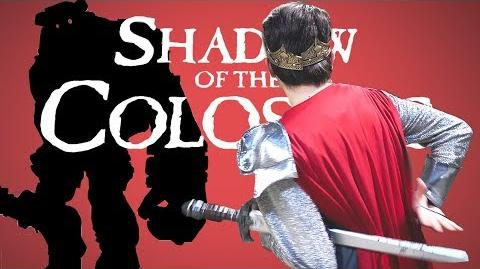 SHADOWS FROM THE CREEKS • Shadow of the Colossus Gameplay