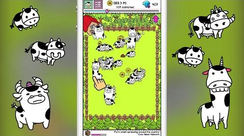 Cow Evolution - Clicker Game for iPhone and Android