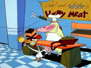 Cow and Chicken's Happy Meat