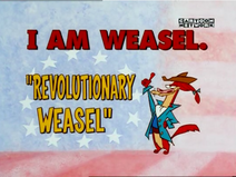 Revolutionary Weasel