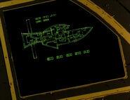Cowboy bebop ship schematic