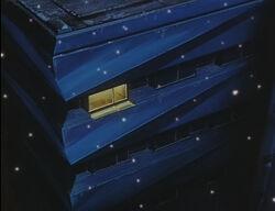 Orlando Apartments at night