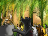 Howlin Tis Fun by tribble of doom