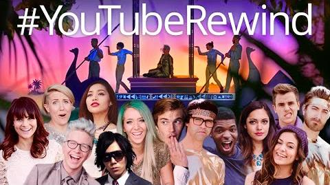 YouTube Rewind- Turn Down for 2014