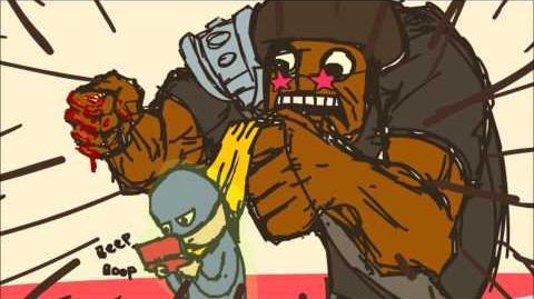 Cox 'n' Crendor Animated - The Grey Storm (part 2)