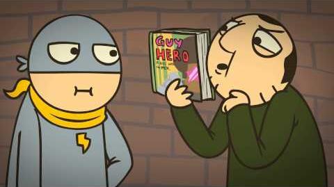 Cox n' Crendor Guy Hero