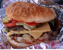 5g mushroomburger