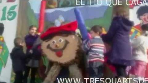 CAGA TIO DE NADAL 2011